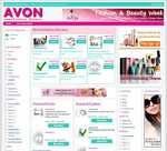 Avon Marketing WP Theme
